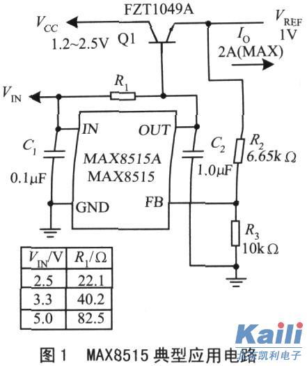 5v等低电压集成电路作为推广重点